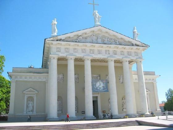 Vilnius - katerdrála