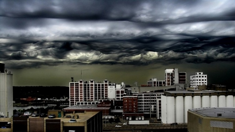Cedar Rapids v Iowě