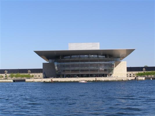 Kodaň - opera