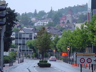 Vaduz - centrum