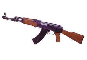AK 47A