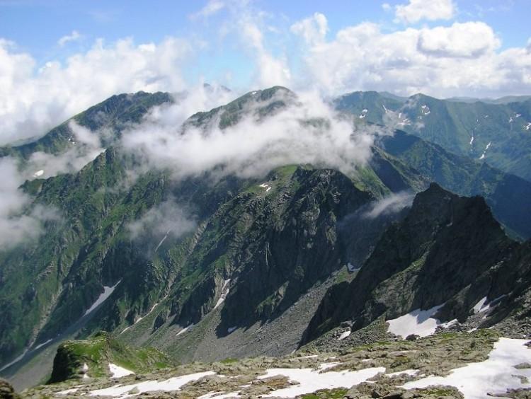 pohoří fagaras