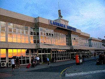 Larnaca - letiště