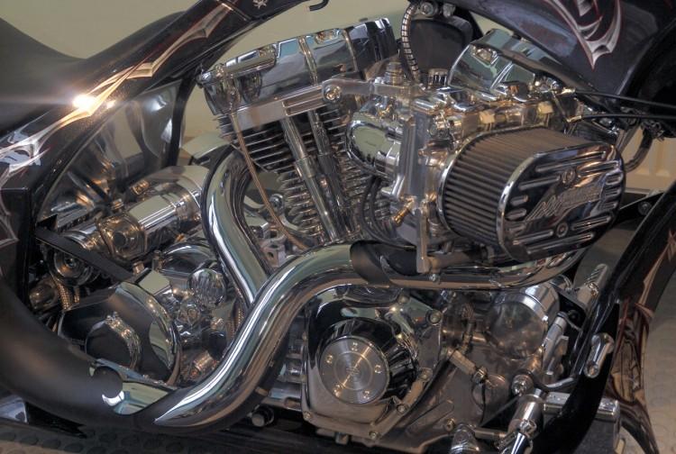 Brutální motor 2 150 ccm